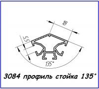 3084 алюминиевый профиль