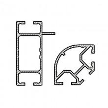 Алюминиевый профиль для торгово-выставочного оборудования